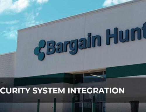 Security System Integration for Bargain Hunt