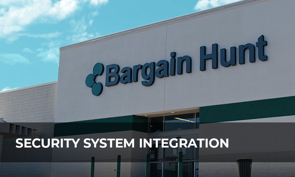 Bargain Hunt Retail Store