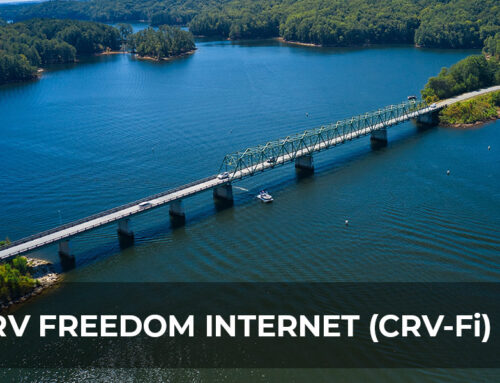 Access High-Speed Portable Internet Everywhere with CRV-Fi