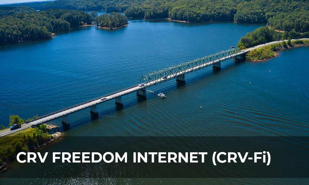 CRV Freedom Internet - CRV-Fi