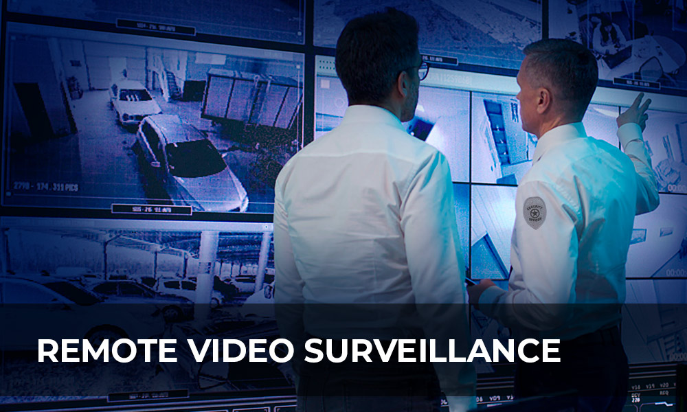 Remote Video Surveillance by CRV Surveillance
