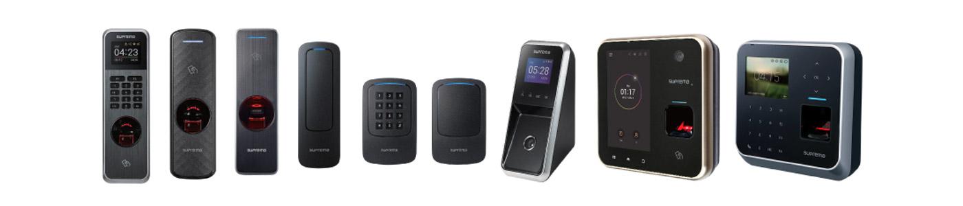 Access Control Biometric Readers