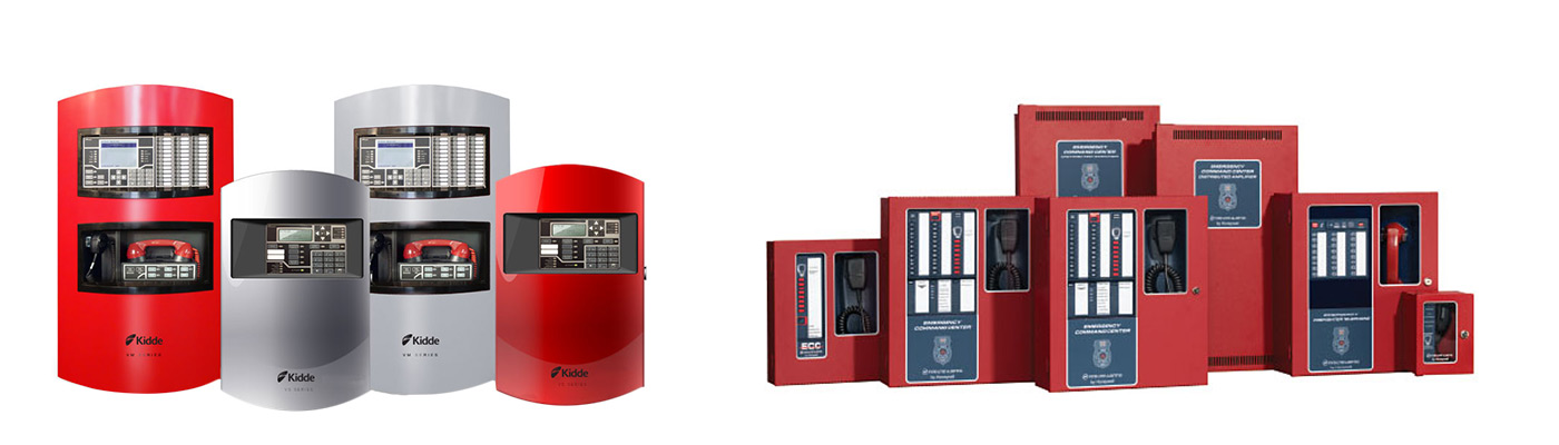 Fire Alarm System Panels