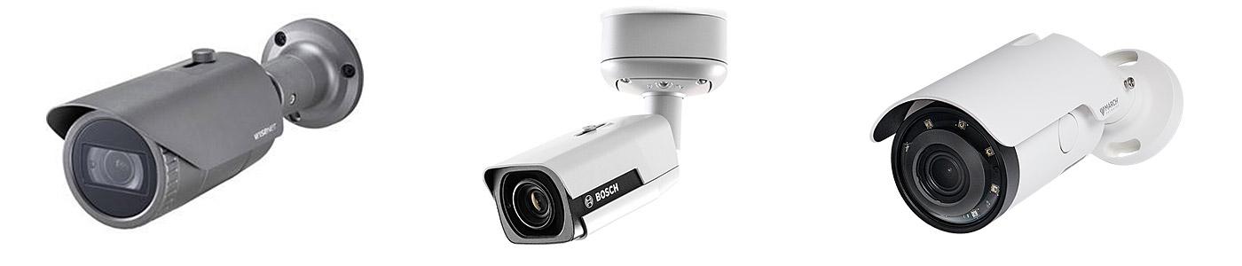 Bullet Surveillance Cameras