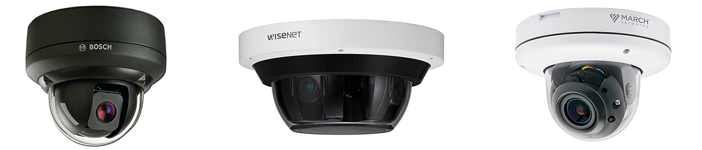 Dome Surveillance Cameras